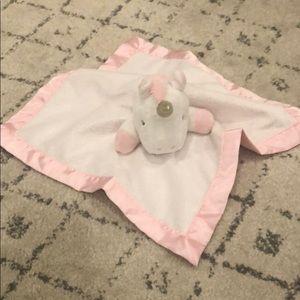 Cloud Island Unicorn Lovie Blanket